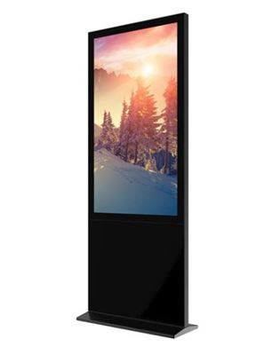 Ultra Thin Indoor Poster Display / Touch Screen